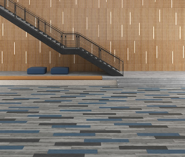 Patcraft Introduces Crossover Lvt News Floor Covering