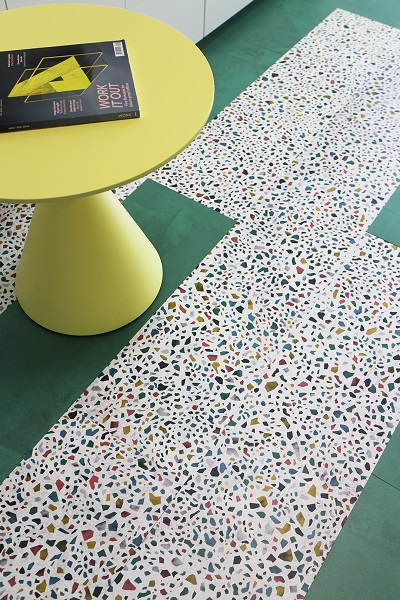 Terrazzo Flooring Trends Take The Us News Floor Covering