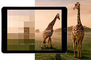 Shaw introduces new digital app with color-matching technology
