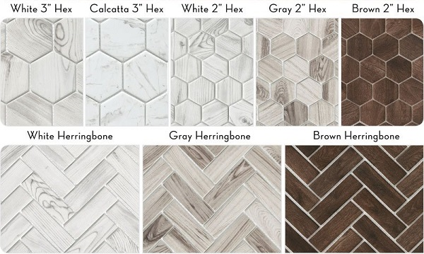 Emser Launches New Mosaic Collections